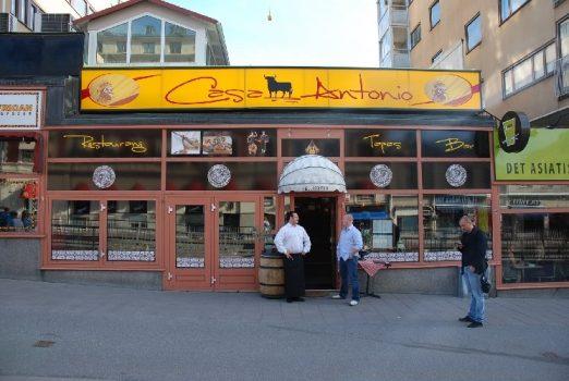 Casa Antonio Restaurant (Örebro, Sweden)