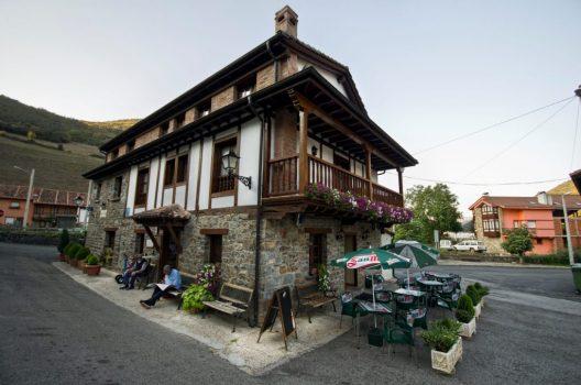 Mesón La Vega Hotel Restaurant (Cantabria, Spain)