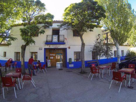 Calcena HI hostel (Moncayo Mountain N.P., Spain)